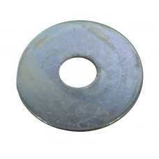 M10 x 38mm ZP Flat Repair Washers (4pk)