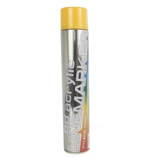 750ml Line Marking Spray - Yellow (DGN)