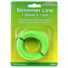 Strimmer Line Spool - 1.6mm x 15m