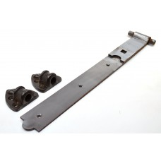 450mm Self Colour Heavy Reversible Hinge 1 pr