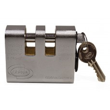 80mm Double Link Armour Plated Padlock