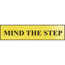 Mind the step - BRG (220 x 60mm)