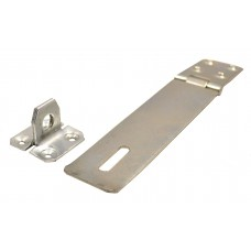 "150mm (6"") BZP Safety Hasp & Staple"