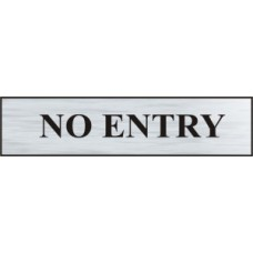 No entry - BRS (220 x 60mm)
