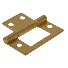 "1 1/2"" EB Flush Hinges (1 pair)"