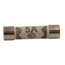 Assorted 3 , 5 & 13 Amp Fuses (Pack of 3)