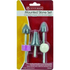 *TEMP OUT OF STOCK* 5pc Mounted Stone Set