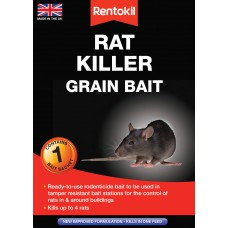 Rentokil - Rat Killer Grain Bait - 1 Sachet