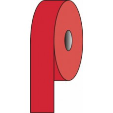 Pipeline Tape - Red '04 E 53' (150mm x 33m)
