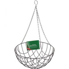 Hanging Basket - Green - 14""
