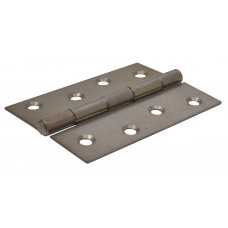 100mm SC 1838 Pattern Steel Butt Hinge (1 pair)