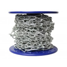 2mm x 30m reel ZP Knotted Chain