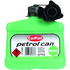CarPlan Green Petrol Fuel Can - 5 Litre
