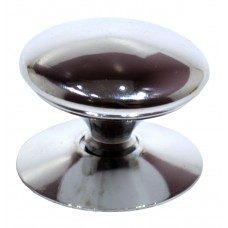 "38mm (1 1/2"") CP Victorian Cupboard Knob"