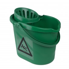 Shadowboard - 12 litre Mop Bucket with Ringer (Green)