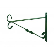 "Green Bracket  for 300mm (12"") Hanging Basket"