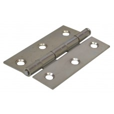 75mm ZP 1840 Pattern Loose Pin Butt Hinges  (1 pair)