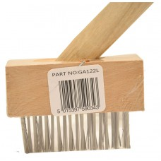 Brush - Block Paving Garden Wire Brush