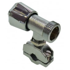 15mm CP Self Cutting Appliance Stop Valve