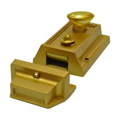 90mm Traditional Standard Nightlatch