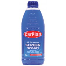 CarPlan All Seasons Screenwash -  1 Litre (DGN)