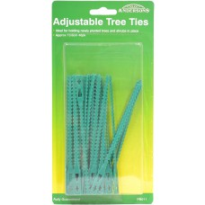 125mm Adjustable Tree & Shrub Ties (Pack of 40)