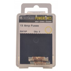 13 Amp Fuse (Pack of 3)