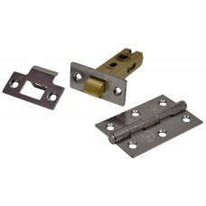 Latch & Hinge Packs - CP - CE Fire Rated - 4PK