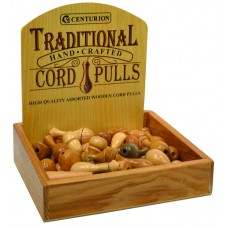 Display Box Deal - Wooden Cord Pulls