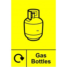 Recycling: Gas Bottles - RPVC (150 x 200mm)