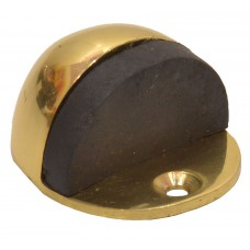 "35mm (1 3/8"") PB Oval Shield Door Stop"