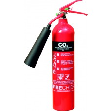 CO2 Extinguisher - 2kg (34B) (DGN)