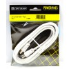 2m Cable & Plugs Co-Axial Cable