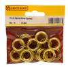 11mm Spare Brass Eyelets  (Pack of 10)
