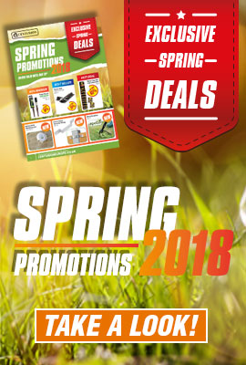Spring Promotions