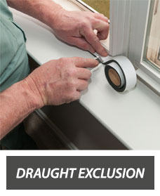 Wholesale Supplies UK Warmseal Draught Excluder Products