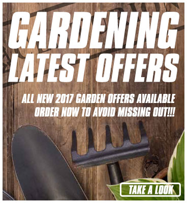 2017 Gardening Promotions