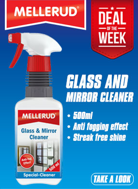 Mirror and Glass Cleaner