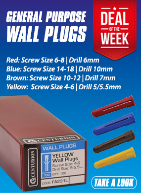 new boxed wall plugs