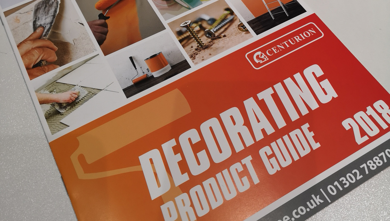 decorating decoraters wholesale UK product guide trade only